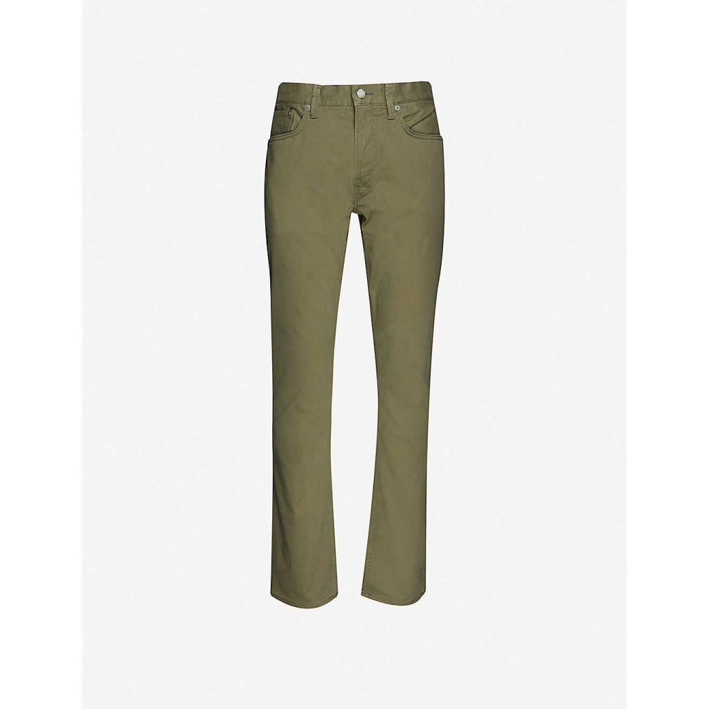 ラルフ ローレン POLO RALPH LAUREN メンズ ジーンズ・デニム ボトムス・パンツ【Varick slim-leg jeans】GREEN