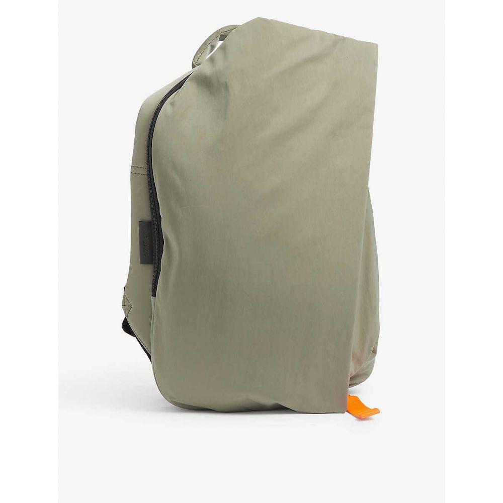 コート エ シエル COTE & CIEL メンズ バックパック・リュック バッグ【Isar small nylon backpack】Khaki