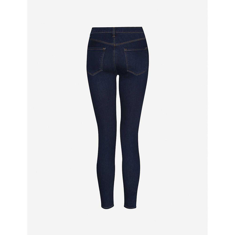 ジェイ ブランド J BRAND レディース ジーンズ・デニム ボトムス・パンツ【Alana cropped high-rise skinny jeans】Moro