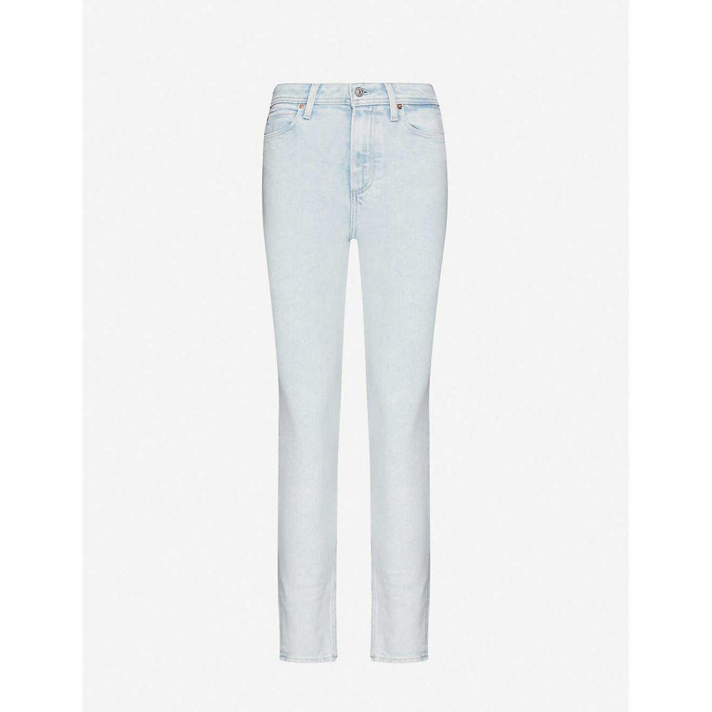 ペイジ PAIGE レディース ジーンズ・デニム ボトムス・パンツ【Margot Alba skinny high-rise stretch-denim jeans】ALBA