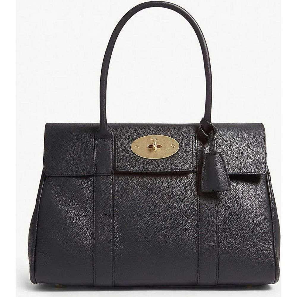 【送料0円】 マルベリー MULBERRY レディース トートバッグ トートバッグ バッグ【Bayswater レディース leather tote MULBERRY bag】BLACK BRASS, アメイズゴルフ:7a121e12 --- eraamaderngo.in