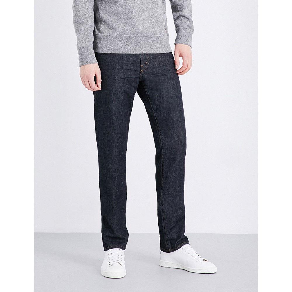 ジェイ ブランド j brand メンズ ボトムス ジーンズ【kane regular-fit straight jeans】Hood