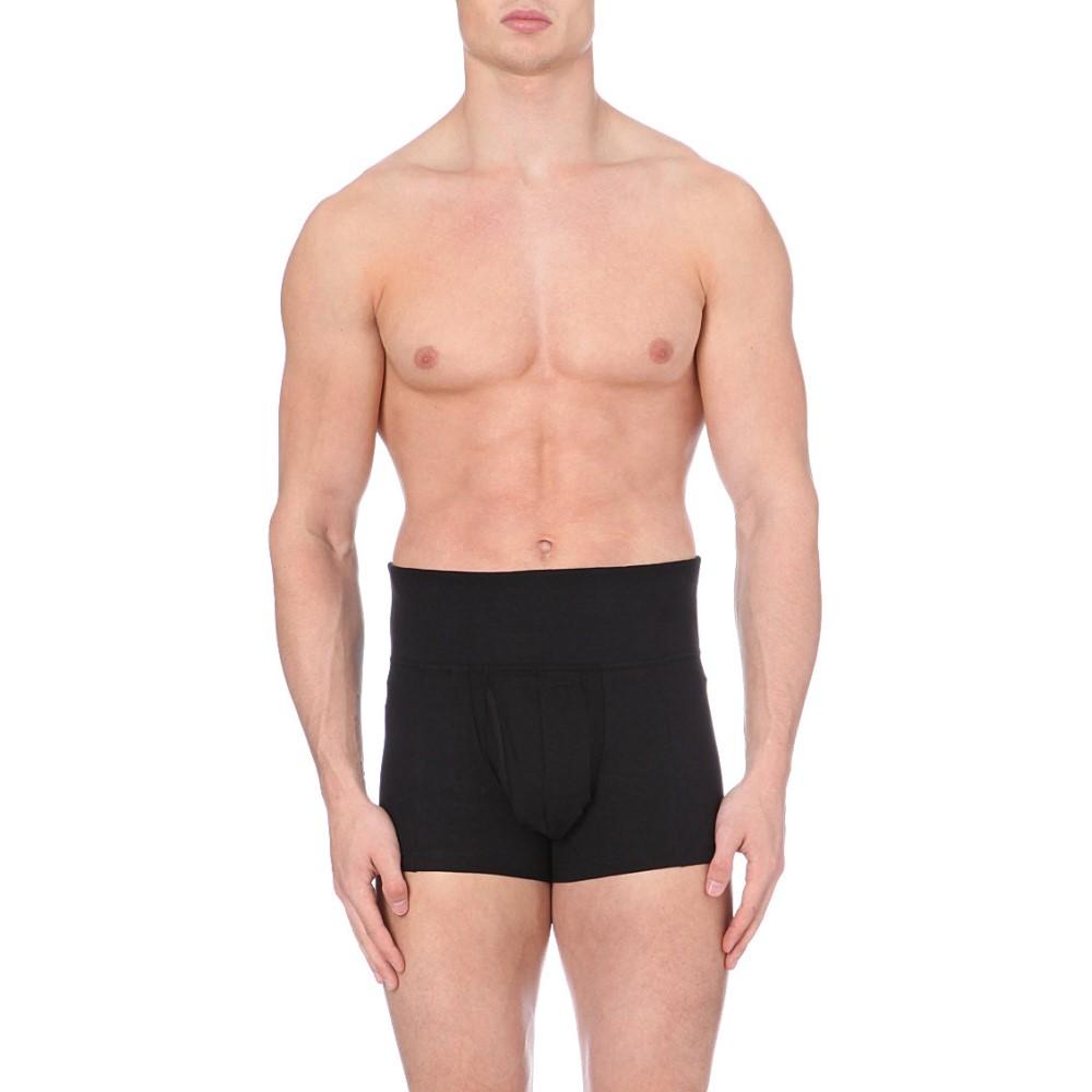 スパンクス spanx メンズ インナー ボクサーパンツ・トランクス【slim-waist trunks】Black