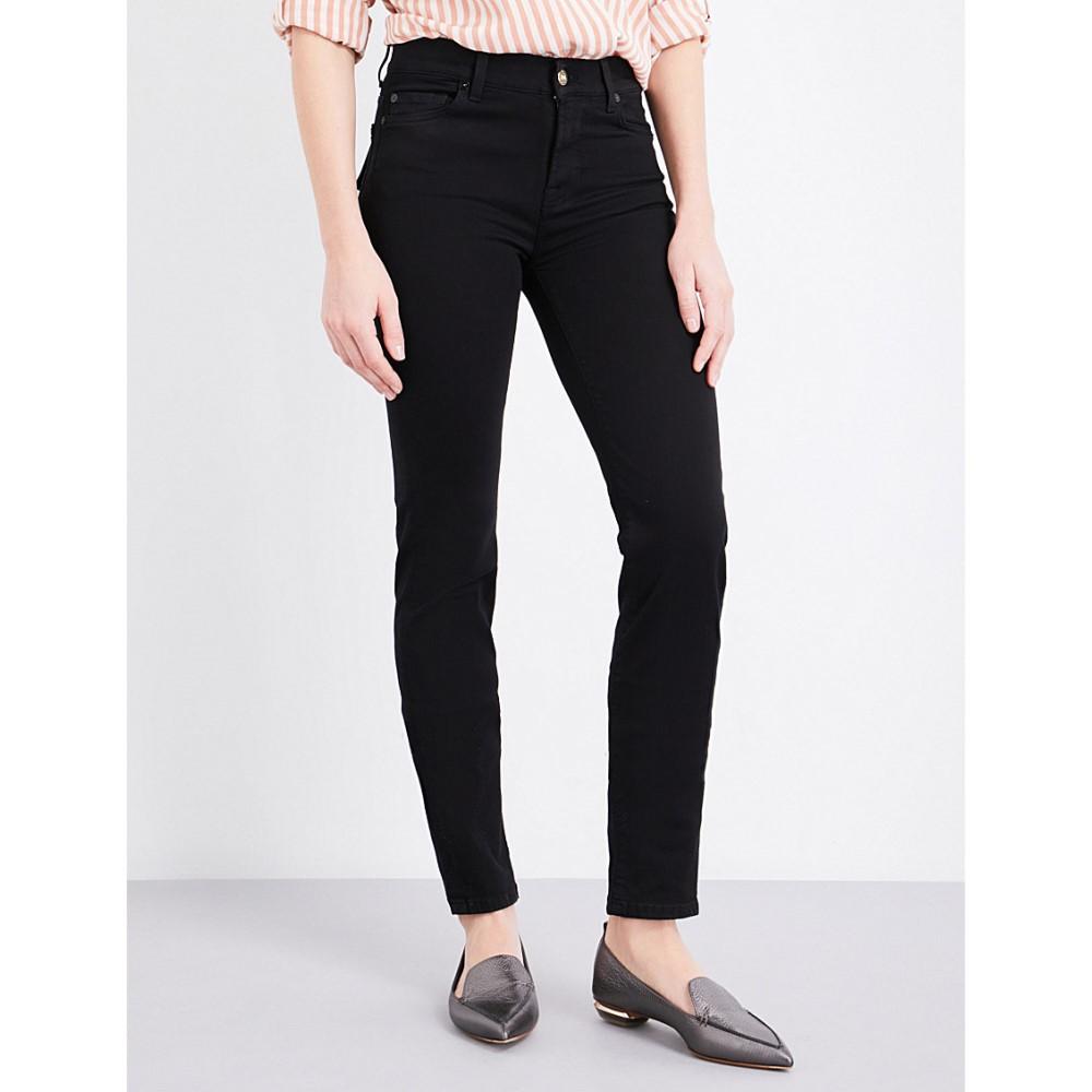 セブン フォー オール マンカインド 7 for all mankind レディース ボトムス ジーンズ【rozie super-skinny high-rise jeans】Slilluribl