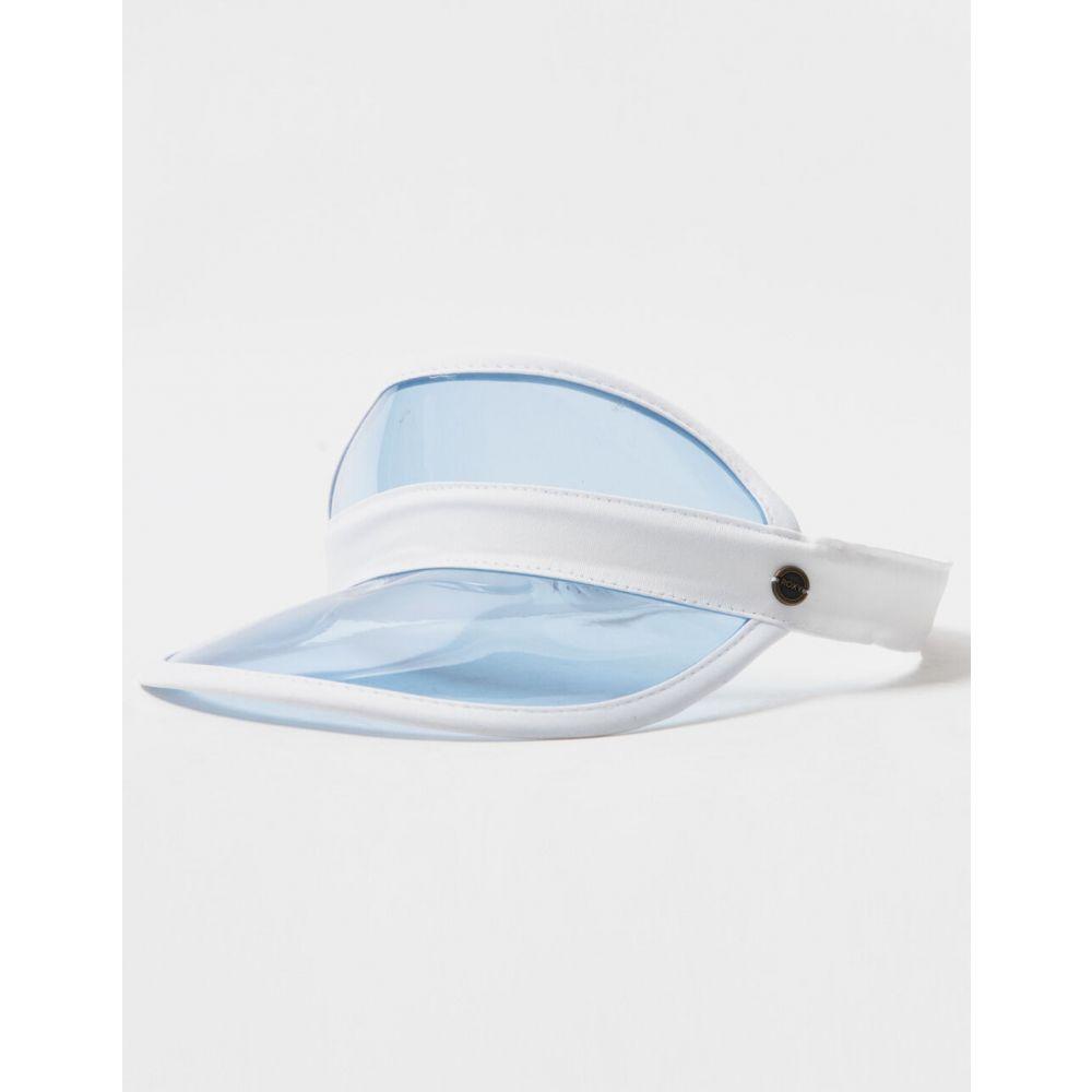 訳あり ロキシー レディース 帽子 サンバイザー WHITE サイズ交換無料 Surfing メーカー公式 ROXY Visor Philosophy Sun