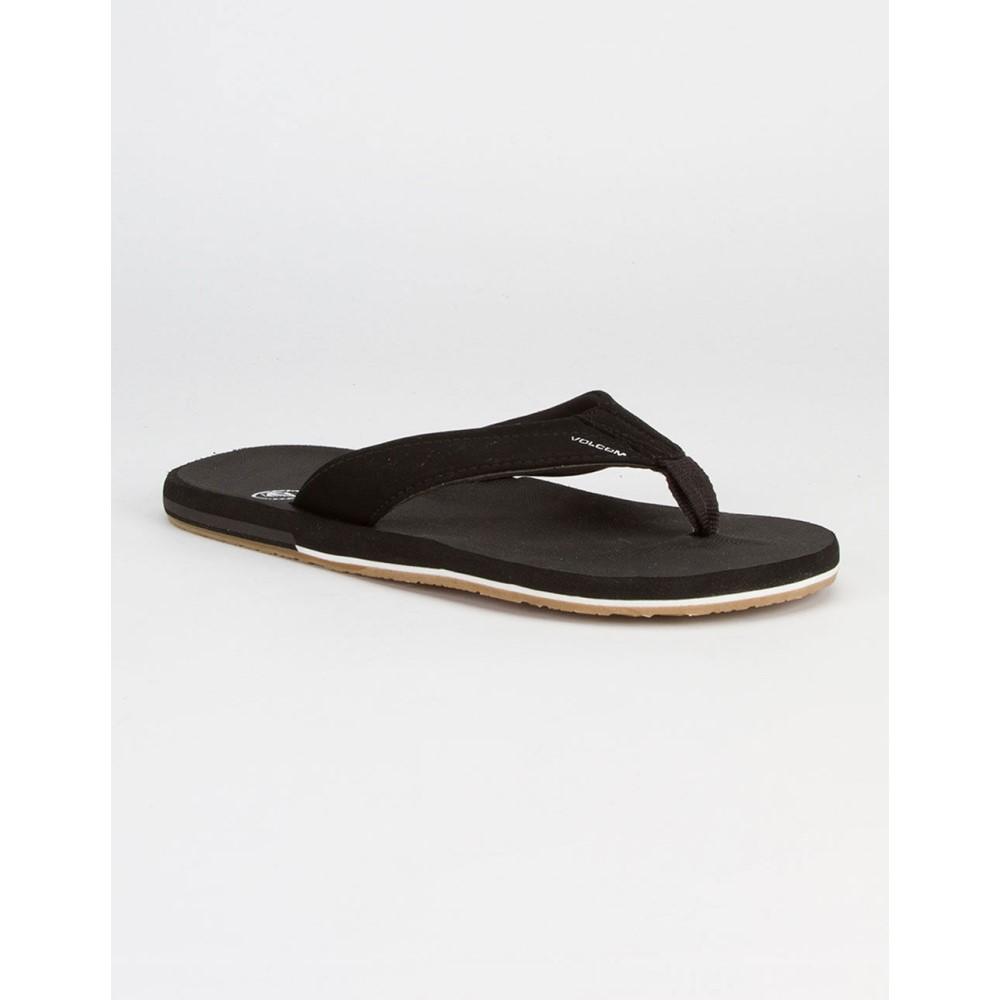 ボルコム メンズ シューズ・靴 サンダル【Victor Sandals】BLACK