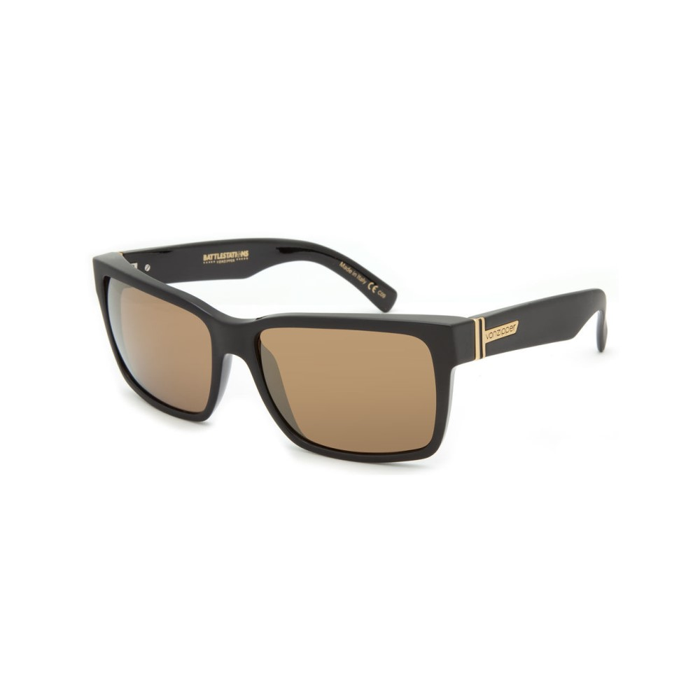 ボンジッパー メンズ メガネ・サングラス【BattleStations Elmore Sunglasses】MATBL