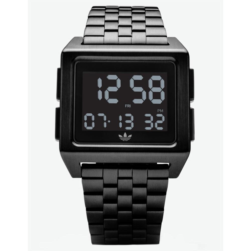 アディダス メンズ 腕時計【ARCHIVE M1 Black Watch】BLACK
