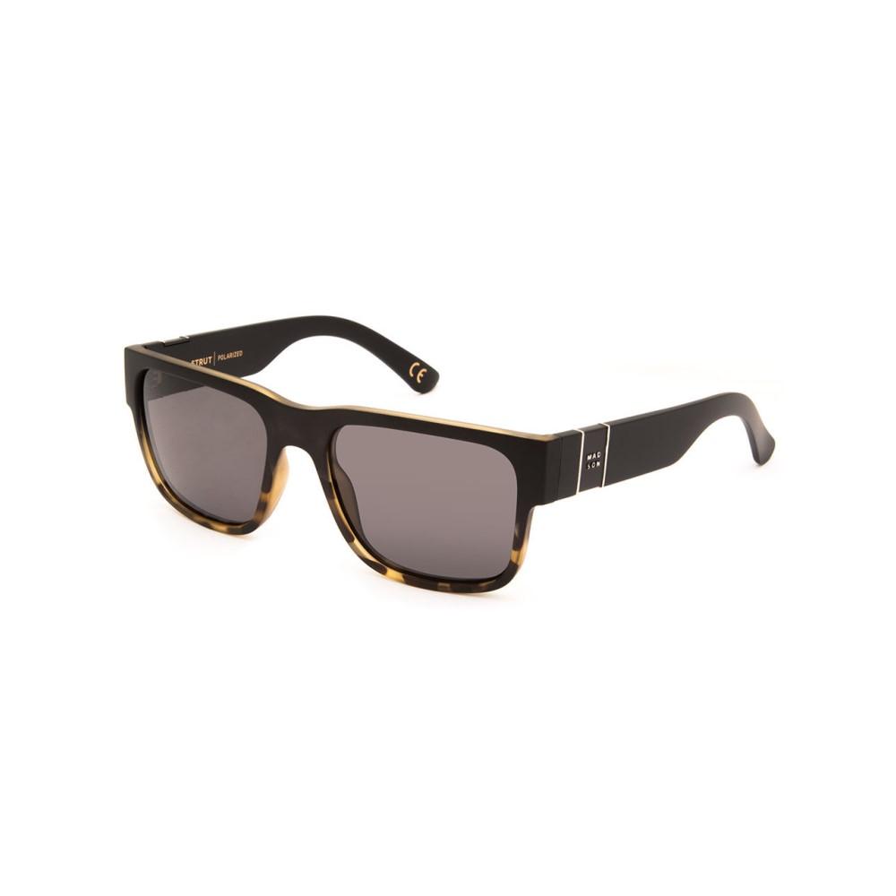 マッドソン メンズ メガネ・サングラス【Strut Polarized Sunglasses】TORTO