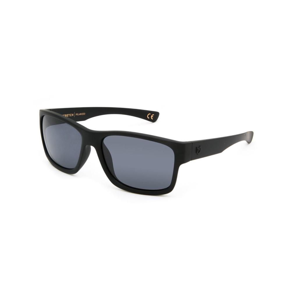 マッドソン メンズ メガネ・サングラス【Stretch Polarized Sunglasses】BLACK