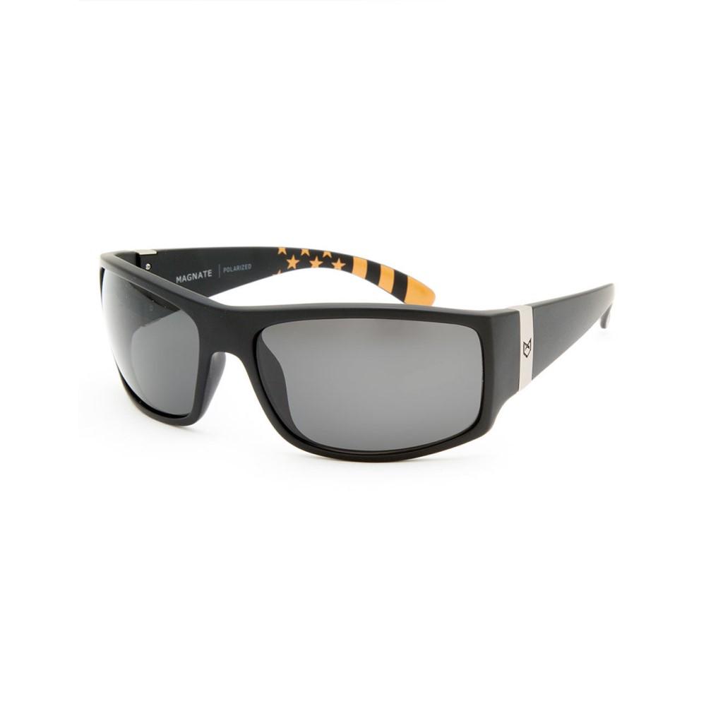 マッドソン メンズ メガネ・サングラス【Magnate Polarized Sunglasses】MATBL