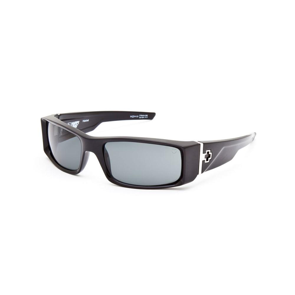 スパイ メンズ メガネ・サングラス【Happy Lens Hielo Polarized Sunglasses】BLKGL
