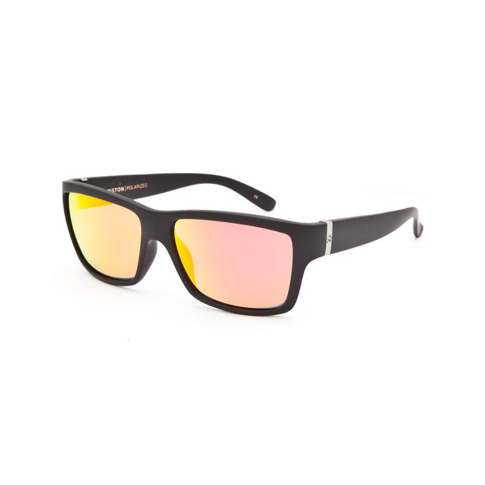 マッドソン メンズ メガネ・サングラス【Piston Matte Polarized Sunglasses】MATBL
