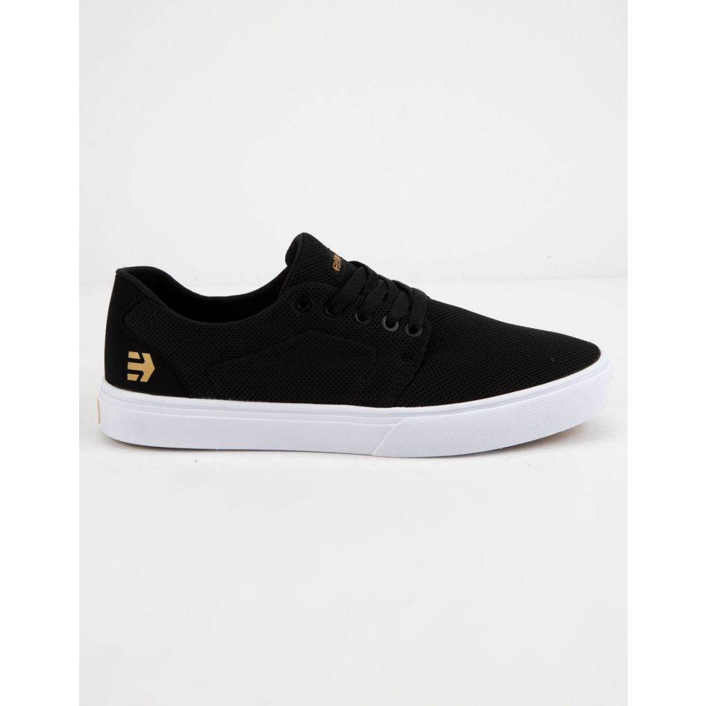 エトニーズ ETNIES メンズ シューズ・靴 スニーカー【Stratus Black & White s Shoes】Black/White
