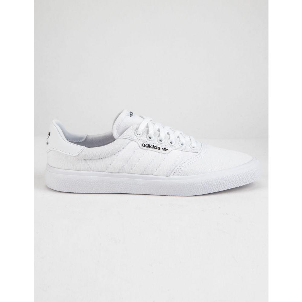 アディダス ADIDAS メンズ シューズ・靴 スニーカー【3MC White Shoes】White