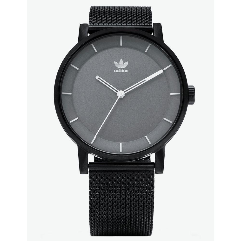 アディダス ADIDAS レディース 腕時計【DISTRICT_M1 Gunmetal & Grey Watch】Gunmetal