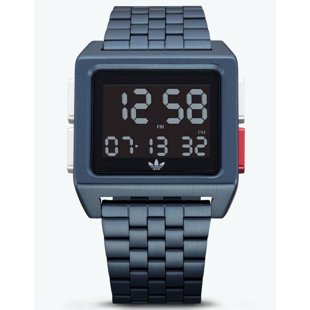 アディダス ADIDAS レディース 腕時計【ARCHIVE M1 Navy & Black Watch】Navy & Black