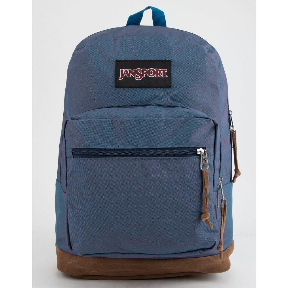 ジャンスポーツ JANSPORT レディース バッグ パソコンバッグ【Right Pack Digital Edition Blue Jay Laptop Backpack】Blue