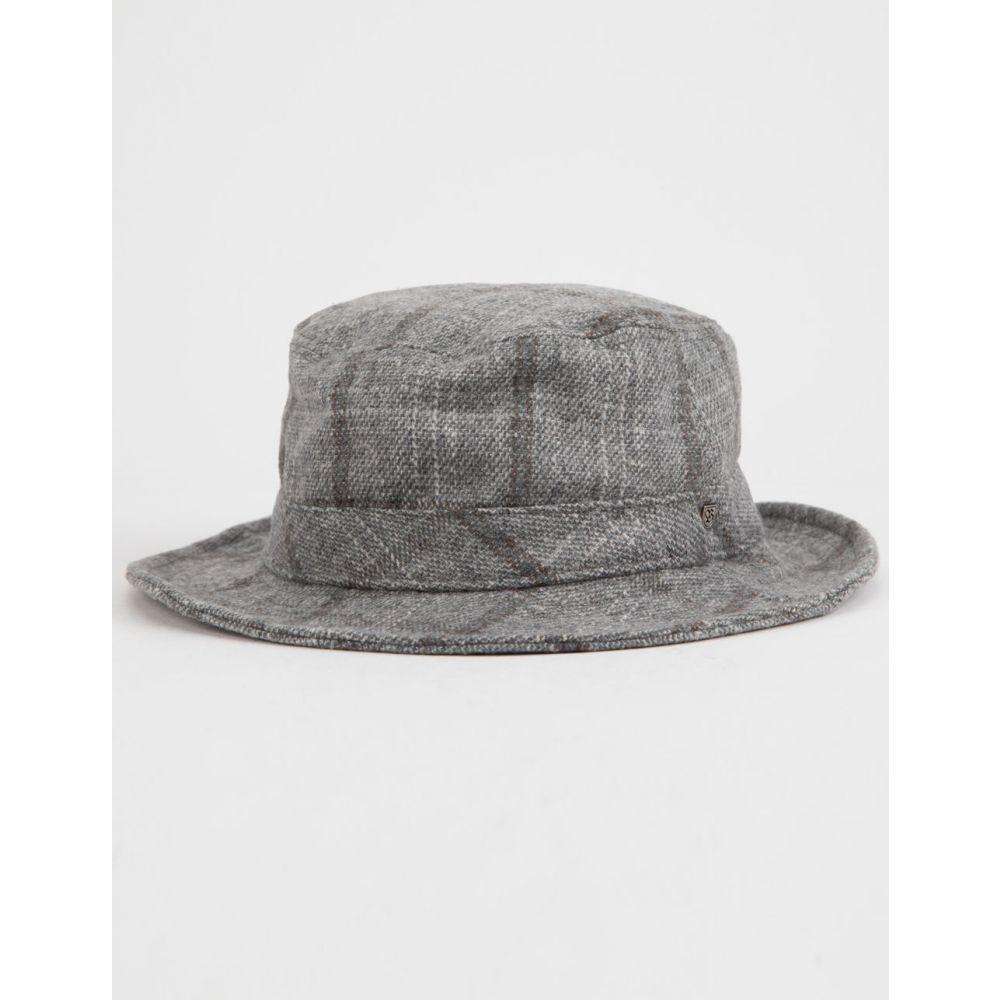 ブリクストン BRIXTON レディース 帽子 ハット【Hardy s Bucket Hat】Gray