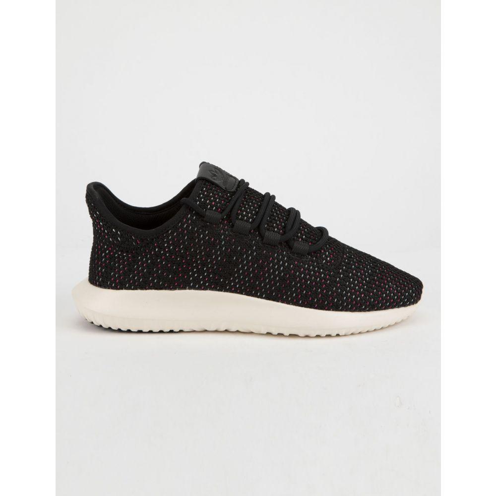 アディダス ADIDAS レディース ランニング・ウォーキング シューズ・靴【Tubular Shadow Core Black Shoes】BLACK/WHITE