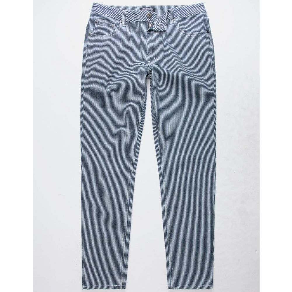 エルウッド ELWOOD メンズ ボトムス・パンツ ジョガーパンツ【Railroad Pants】INDIGO