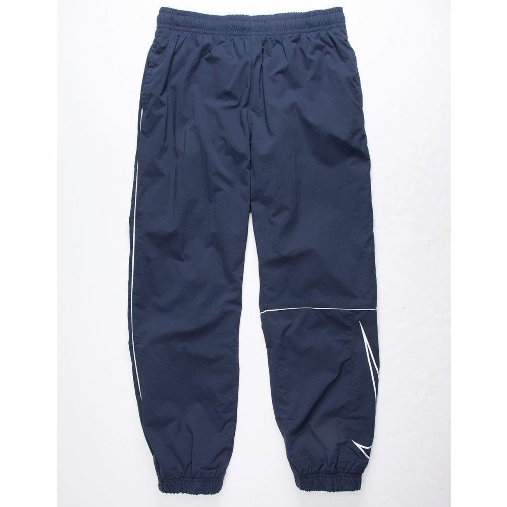 ナイキ NIKE SB メンズ ボトムス・パンツ スウェット・ジャージ【Swoosh Navy Track Pants】NAVY