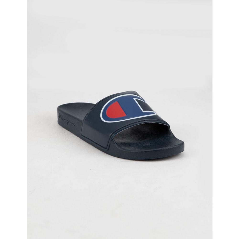 チャンピオン CHAMPION メンズ Sandals】NAVY シューズ・靴 サンダル【IPO シューズ・靴 Navy Sandals チャンピオン】NAVY, Metamorphose temps de fille:b5aaa17a --- sunward.msk.ru
