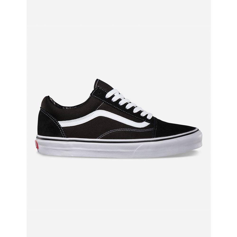 ヴァンズ VANS メンズ シューズ・靴 スニーカー【Old Skool Black & White Shoes】BLACK/WHITE