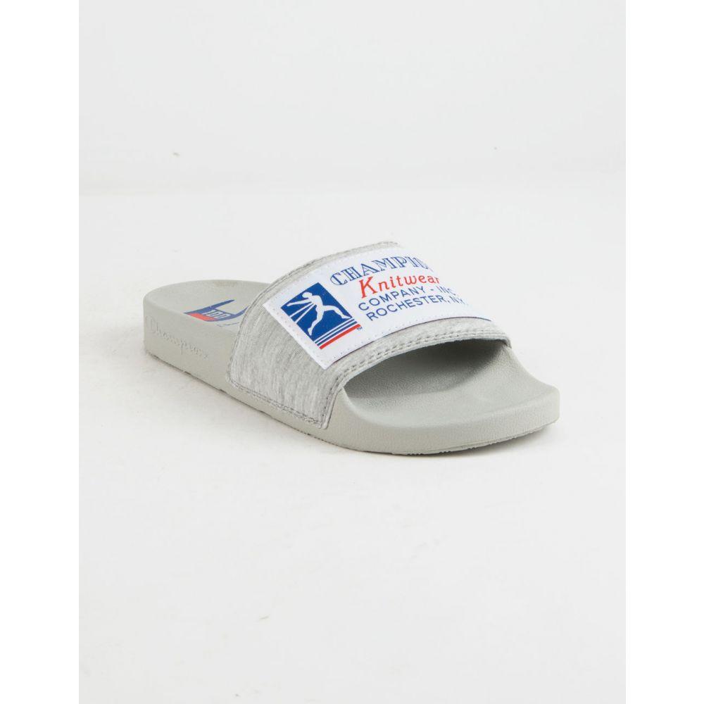 チャンピオン CHAMPION メンズ シューズ・靴 サンダル メンズ GRAY【IPO 100 Oxford 100 Gray Sandals】OXFORD GRAY, 徳島市:93441cdf --- sunward.msk.ru