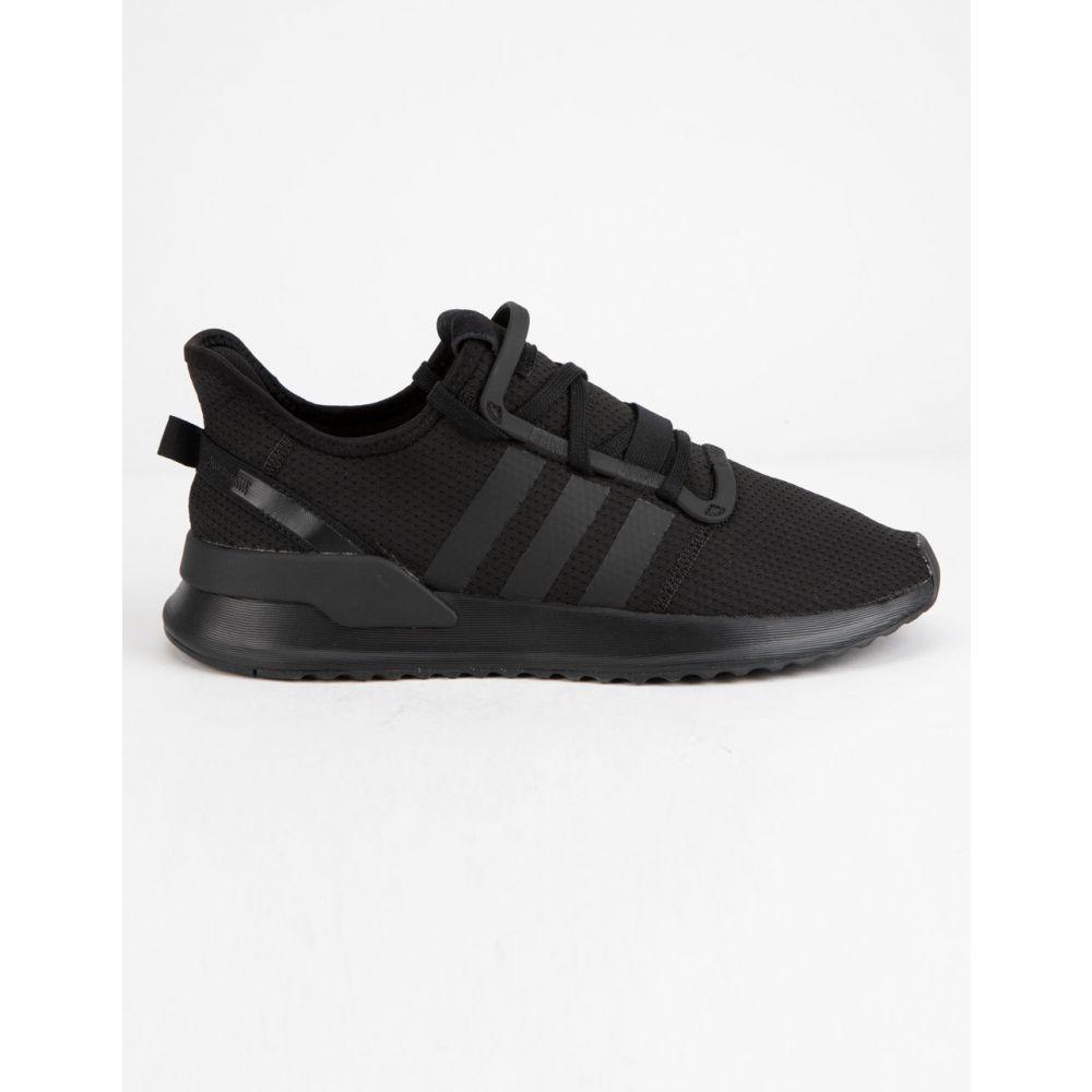 アディダス ADIDAS メンズ シューズ・靴 スニーカー【U_Path Run Core Black Shoes】CORE BLACK