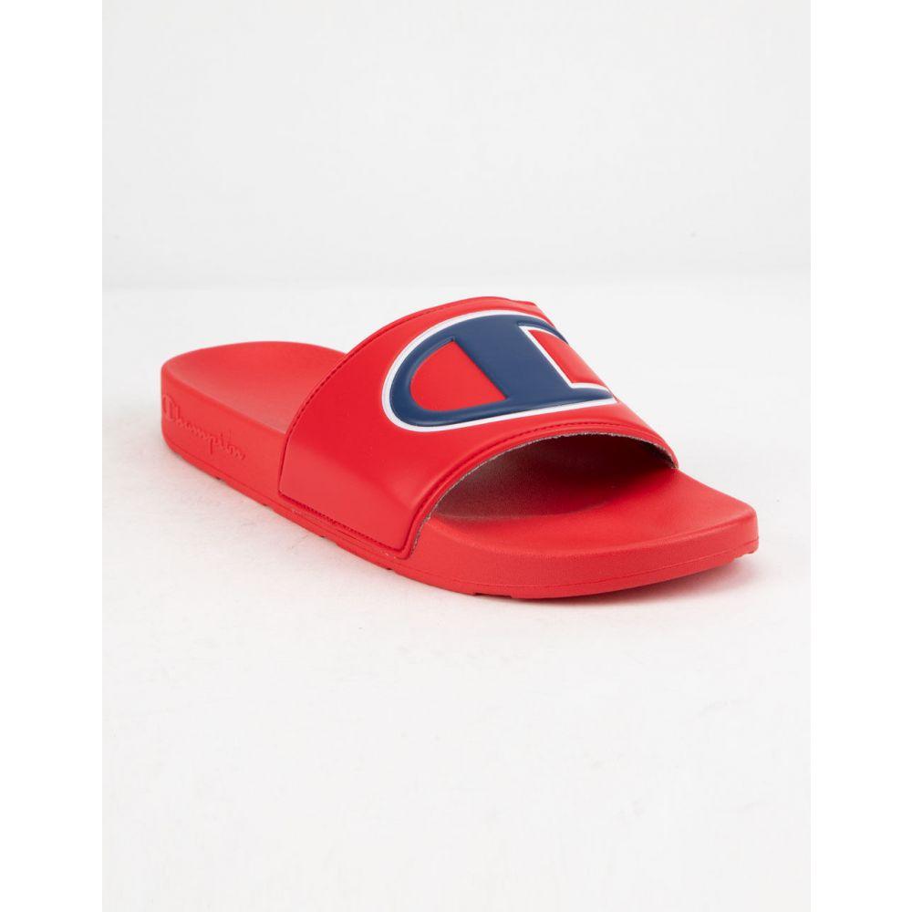 チャンピオン CHAMPION メンズ シューズ メンズ・靴 チャンピオン サンダル【IPO Red Sandals サンダル【IPO】RED, のぼり旗の(株)日本ブイシーエス:f552bfc8 --- sunward.msk.ru