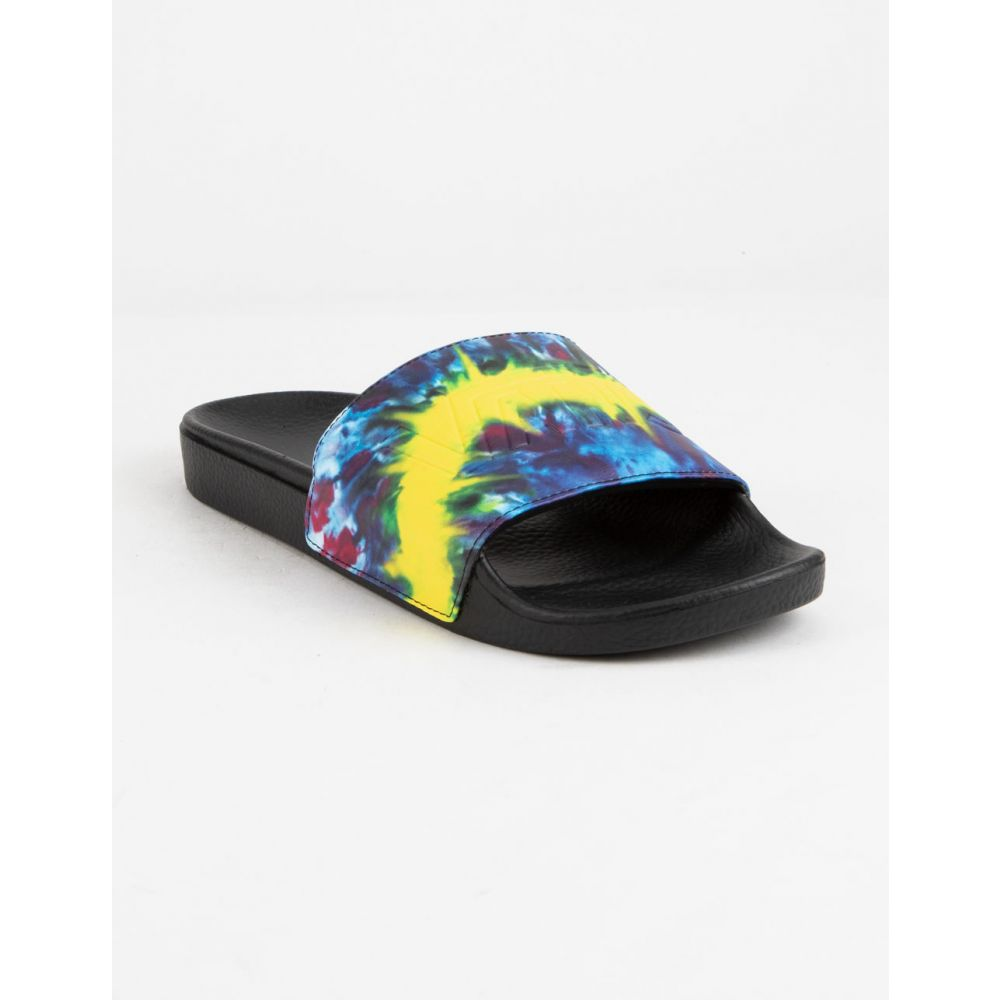 ヴァンズ VANS メンズ メンズ シューズ・靴 サンダル【Tie Dye Mysterioso & Sandals】MULTI & True White Slide-On Sandals】MULTI, Rich.131:acb8f0ef --- sunward.msk.ru