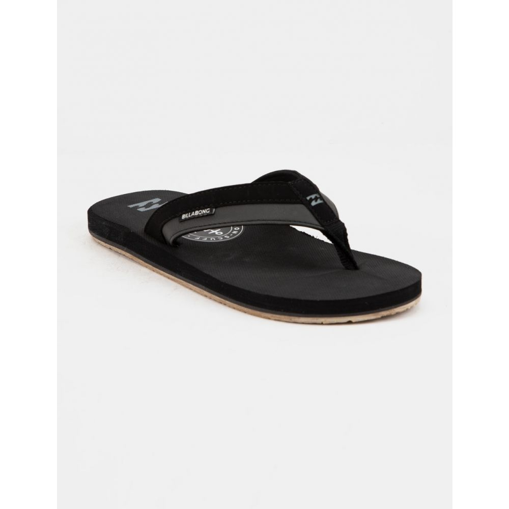 ビラボン BILLABONG メンズ BILLABONG Sandals】BLACK シューズ・靴 サンダル【All Day Impact Impact Black Sandals】BLACK, 中津市:5b8d04fd --- diadrasis.net