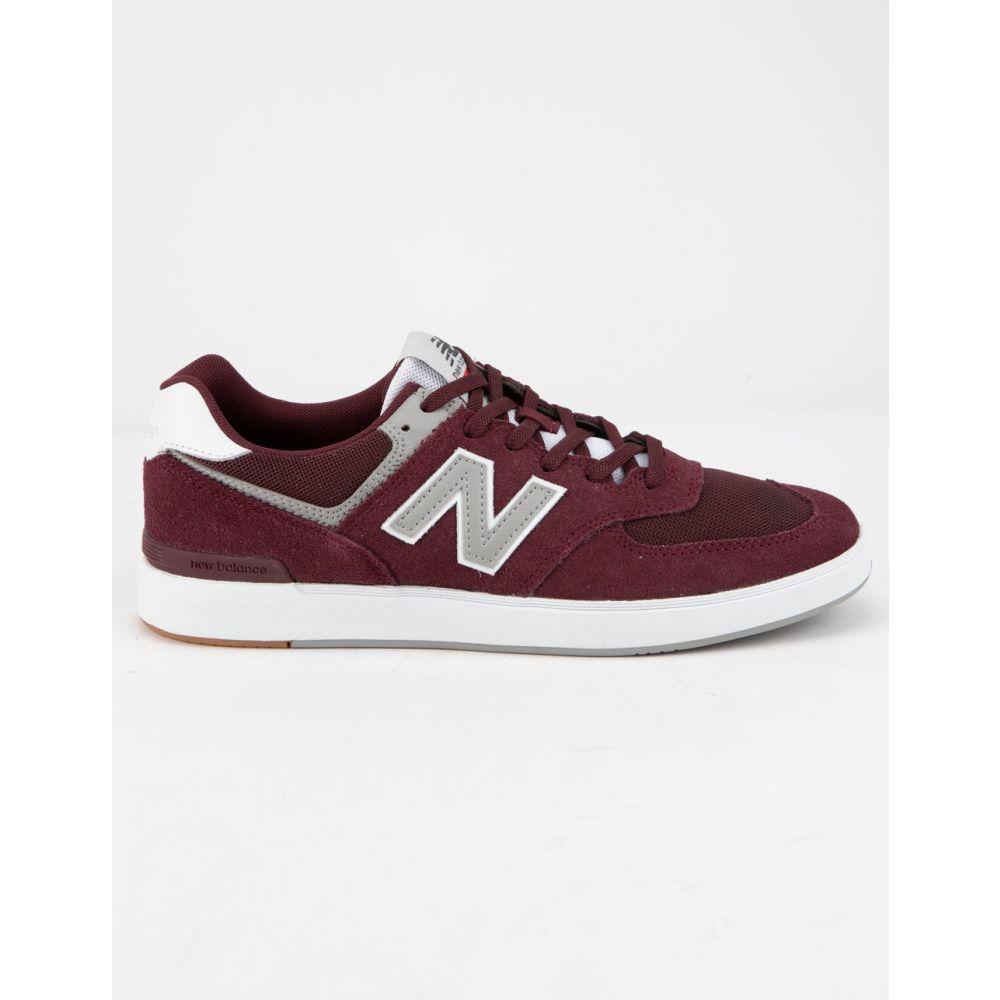 本物 Balance New ニューバランス メンズ Shoes Burgundy スニーカー Am574mrr シューズ 靴 スニーカー Bardahl Com Br