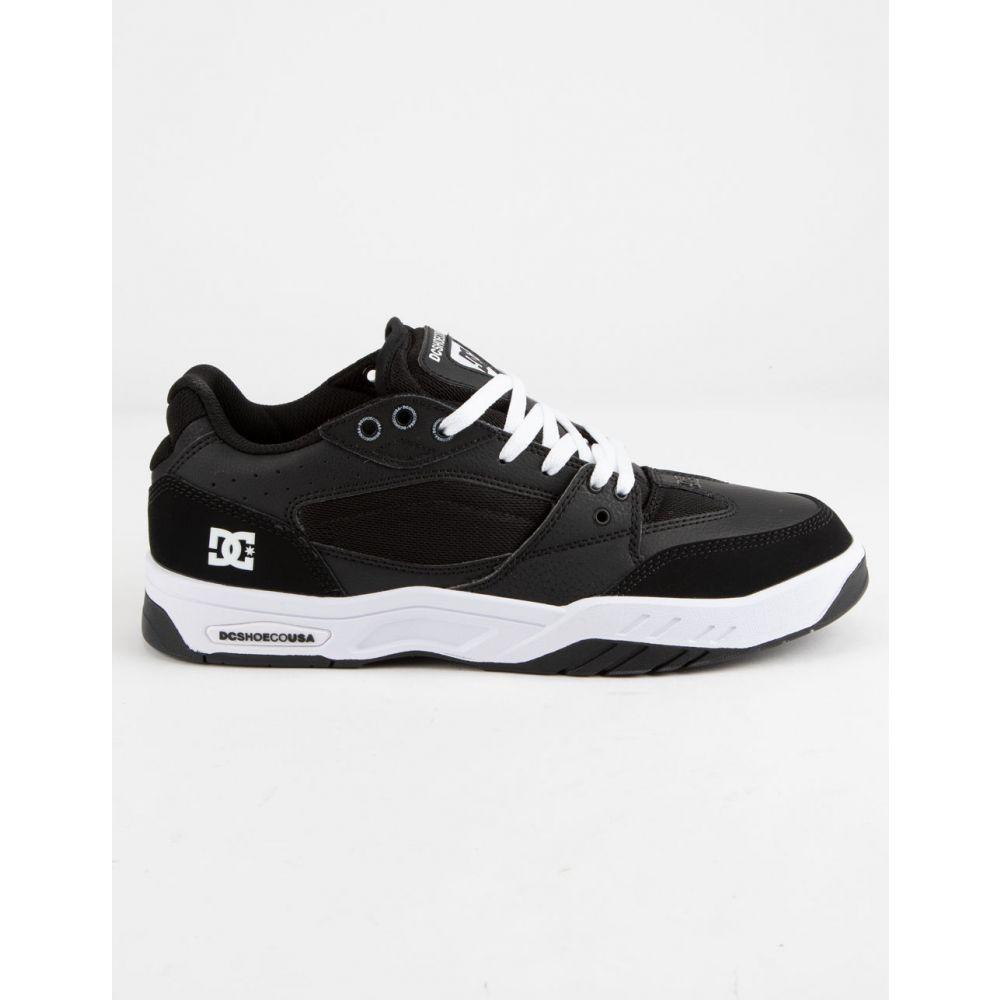 ディーシー DC SHOES メンズ シューズ・靴 スニーカー【Maswell Black & White Shoes】BLACK/WHITE
