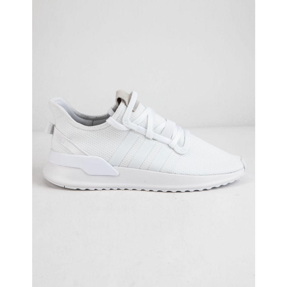 アディダス ADIDAS メンズ シューズ・靴 スニーカー【U_Path Run Future White Shoes】FUTURE WHITE