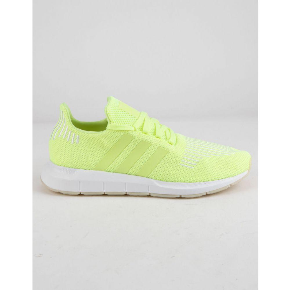 アディダス ADIDAS メンズ シューズ・靴 スニーカー【Swift Run Hi-Res Yellow Shoes】HI-RES YELLOW