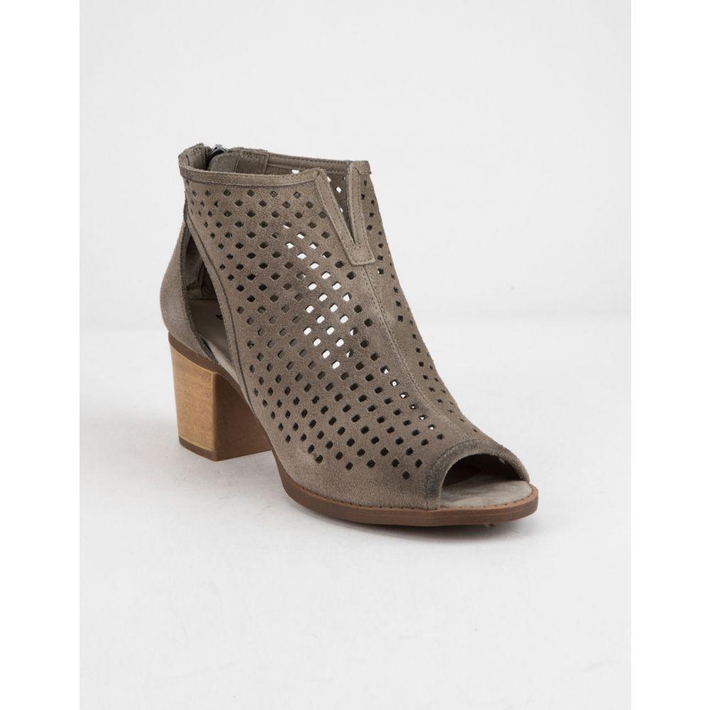 ダーティーランドリー DIRTY LAUNDRY レディース シューズ・靴 サンダル・ミュール【Tessa Heeled Sandals】GRAY