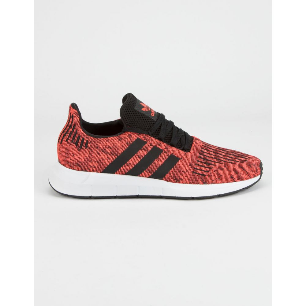 アディダス ADIDAS メンズ シューズ・靴 スニーカー【Swift Run Sol Red & Core Black Shoes】SOL RED/CORE BLACK