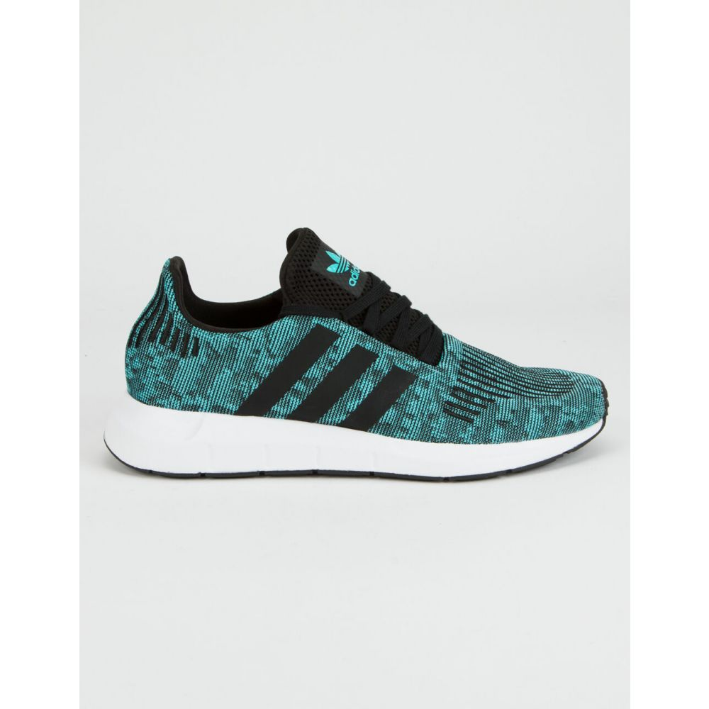 アディダス ADIDAS メンズ シューズ・靴 スニーカー【Swift Run Mint & Core Black Shoes】MINT/CORE BLACK