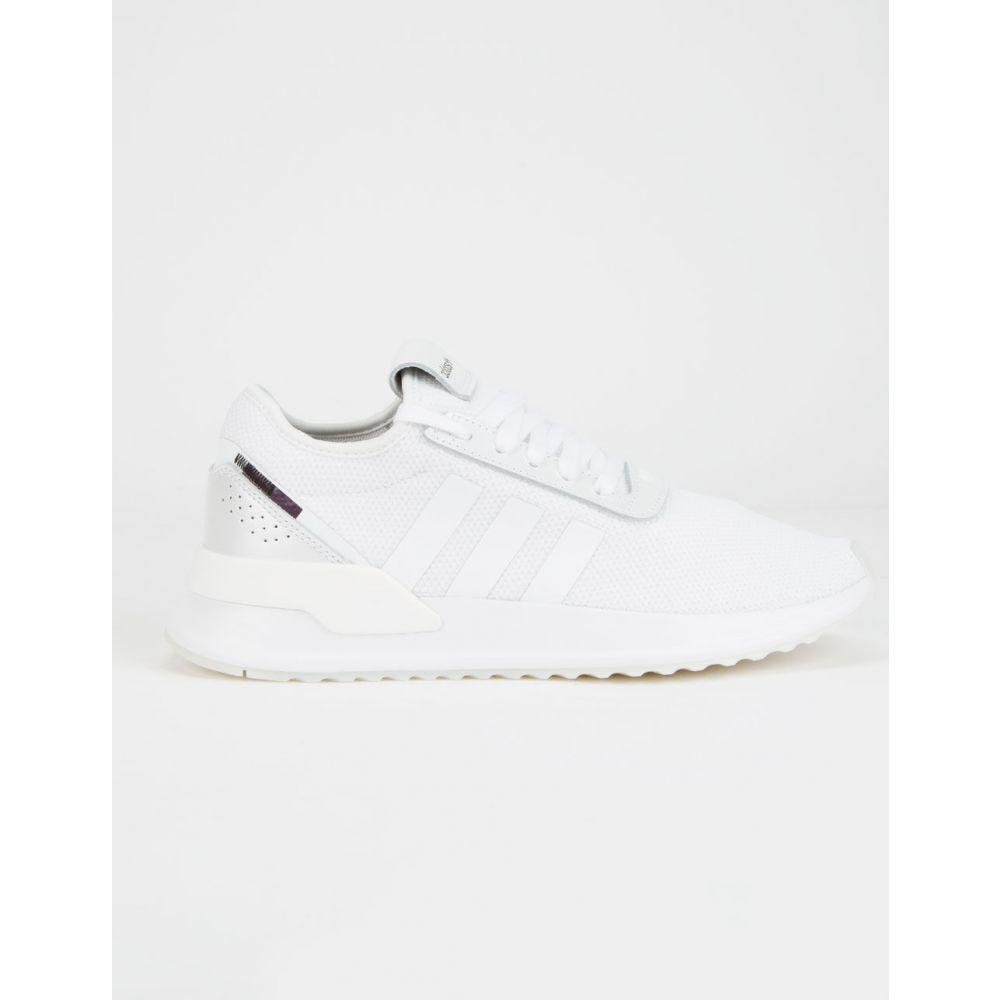 アディダス ADIDAS レディース シューズ・靴 スニーカー【U_Path X Cloud White Shoes】CLOUD WHITE