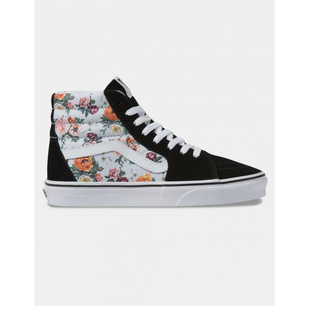 ヴァンズ VANS レディース シューズ・靴 スニーカー【Garden Floral Sk8-Hi True White Shoes】TRUE WHITE