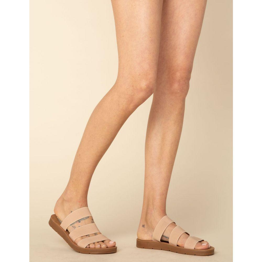 スティーブ マデン STEVE MADDEN レディース シューズ・靴 サンダル・ミュール【Pascale Blush Sandals】BLUSH