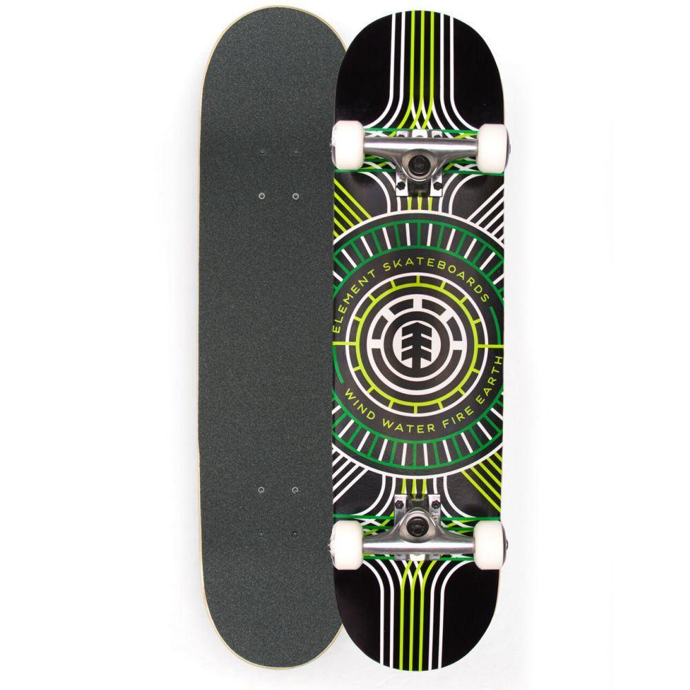 エレメント ELEMENT メンズ スケートボード ボード・板【Eternal Complete Skateboard】BLACK COMBO