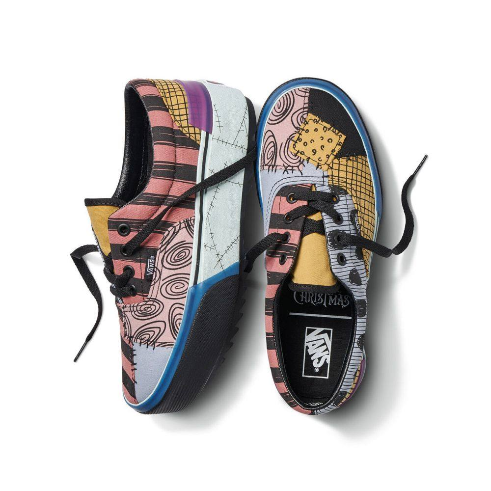 ヴァンズ VANS レディース スニーカー シューズ・靴【x The Nightmare Before Christmas Sally Era Stacked Shoes】SALLY/NIGHTMARE