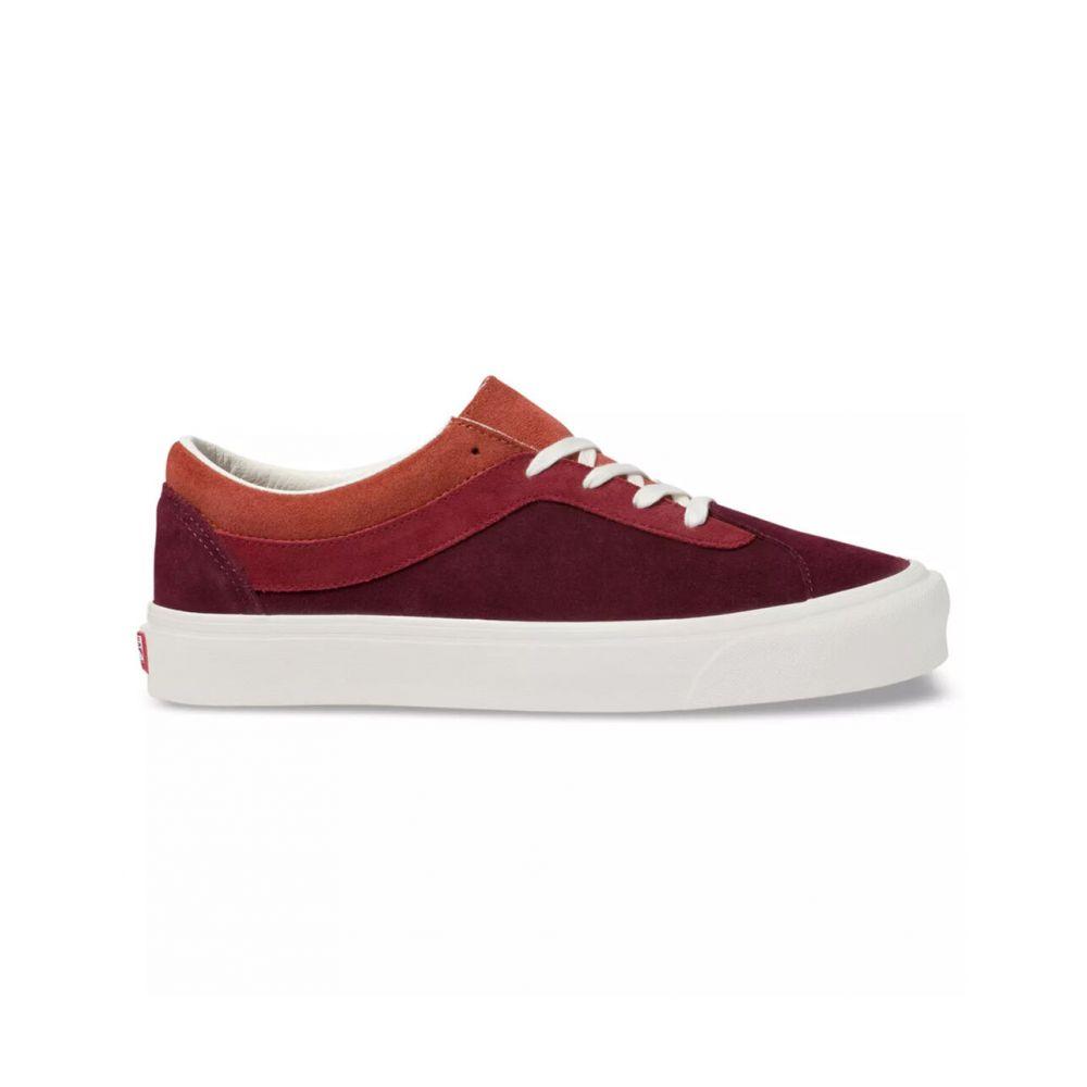 ヴァンズ VANS レディース スニーカー シューズ・靴【Bold Ni Port Royal & Marshmallow Shoes】RED