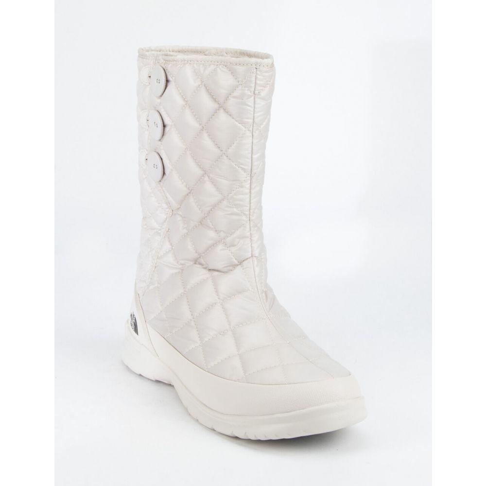 ザ ノースフェイス THE NORTH FACE レディース ブーツ シューズ・靴【Thermoball Button-Up Stone Boots】STONE
