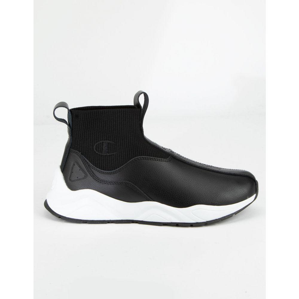 チャンピオン CHAMPION レディース スニーカー シューズ・靴【Rally LTW Black Shoes】BLACK