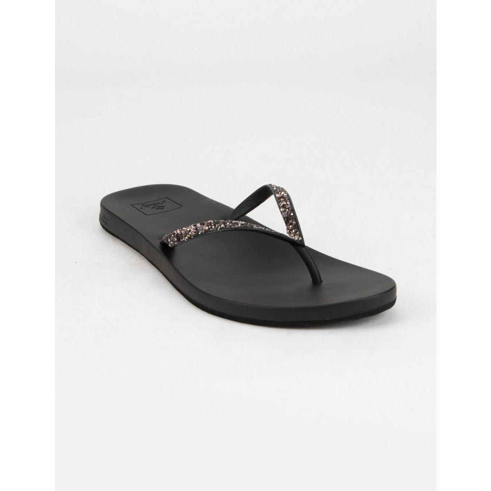 リーフ REEF レディース サンダル・ミュール シューズ・靴【Cushion Bounce Stargazer Sandals】BLACK COMBO