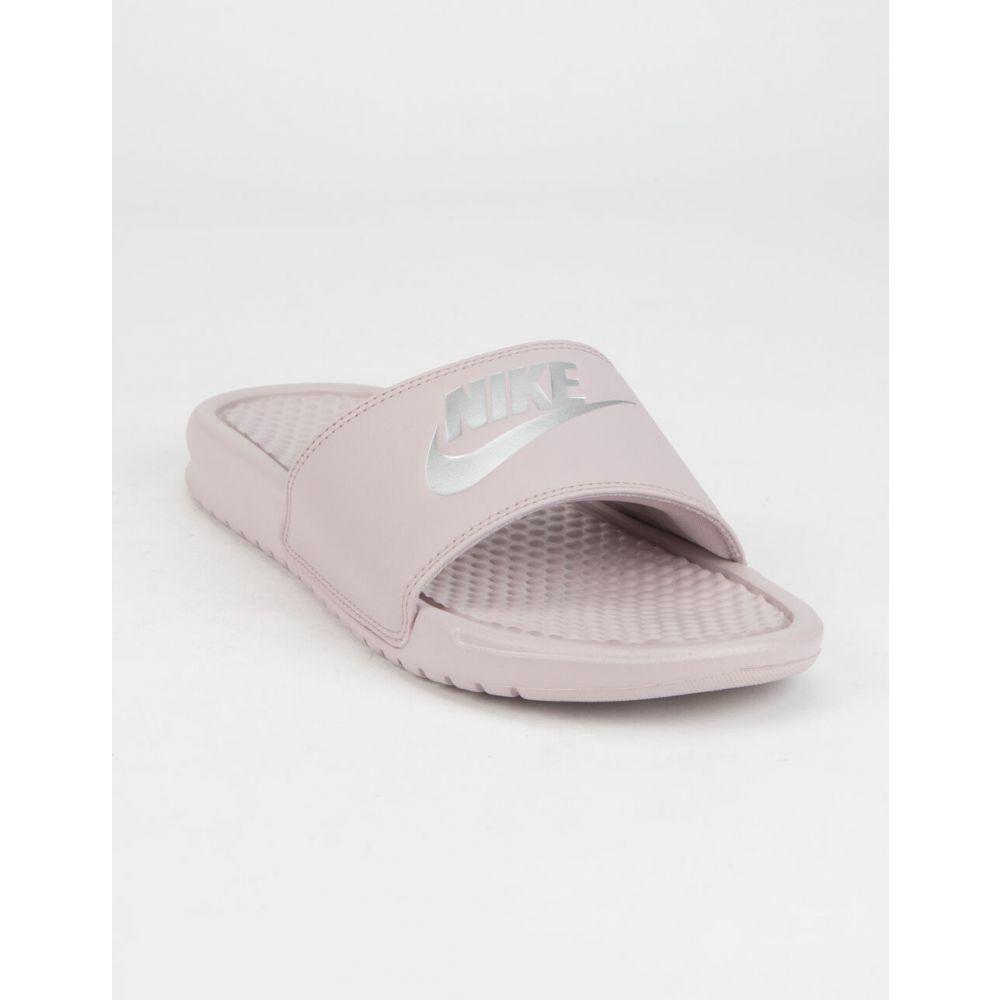 ナイキ NIKE SB レディース サンダル・ミュール シューズ・靴【NIKE Benassi Sandals】ROSE